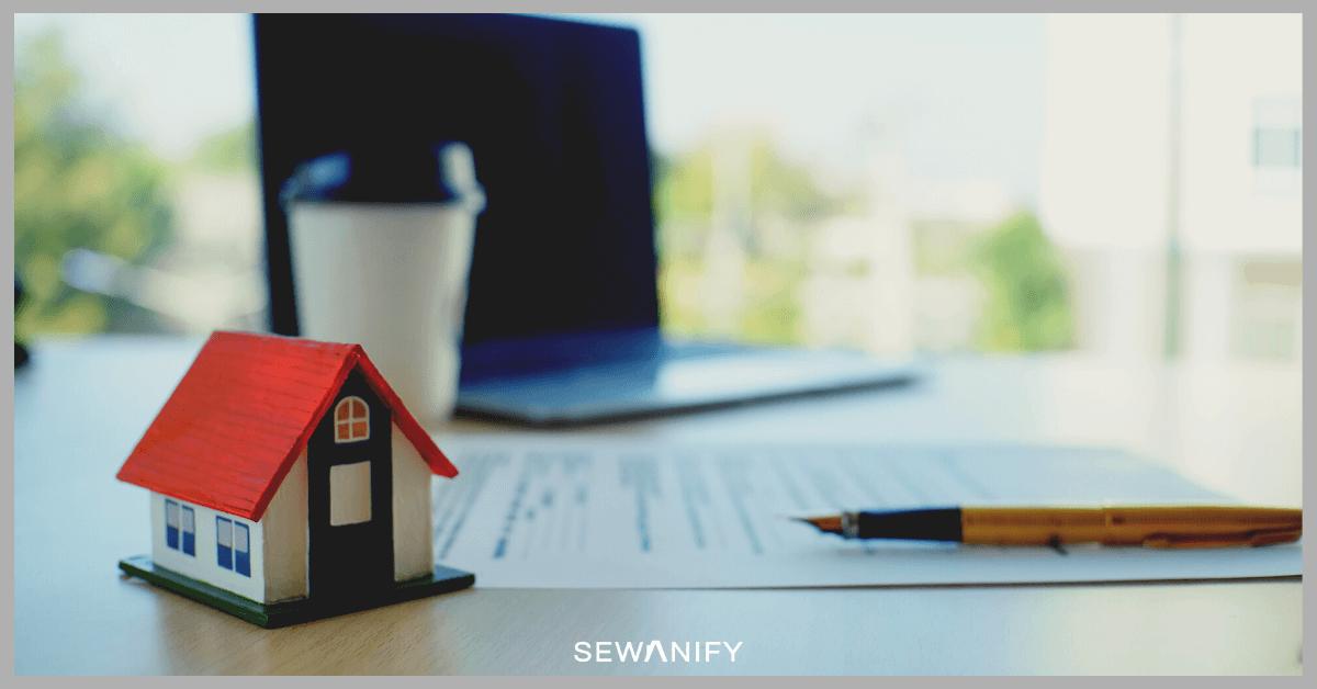 Kontrak - Surat Perjanjian Sewa Rumah
