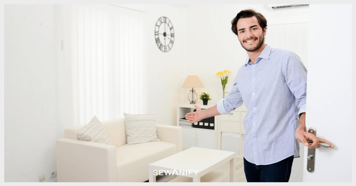 Cara Sewakan Rumah - Buka Pintu